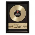 Framed Record Breaker Achievement Awards