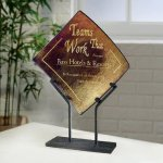 Bronze Iridescence Employee Awards